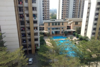 1 bhk Resale Flat In Lodha Casabella Apartment
