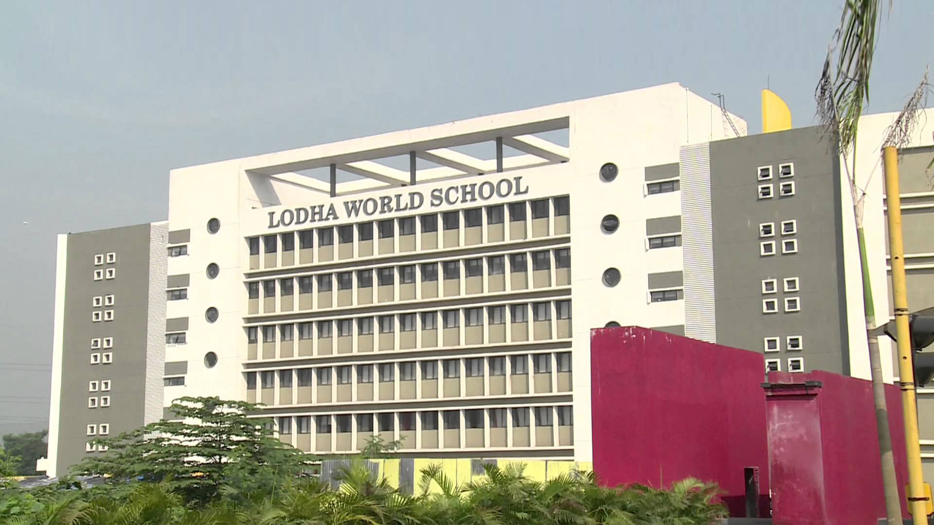 lodha world school in palava